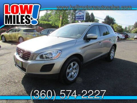 2011 Volvo XC60 for sale at Hall Motors LLC in Vancouver WA