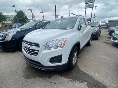 2016 Chevrolet Trax for sale at Car Depot in Detroit MI