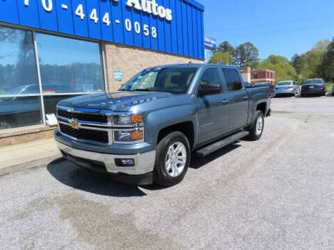 2014 Chevrolet Silverado 1500 for sale at Southern Auto Solutions - 1st Choice Autos in Marietta GA