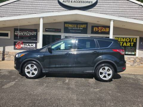 2014 Ford Escape for sale at Stans Auto Sales in Wayland MI