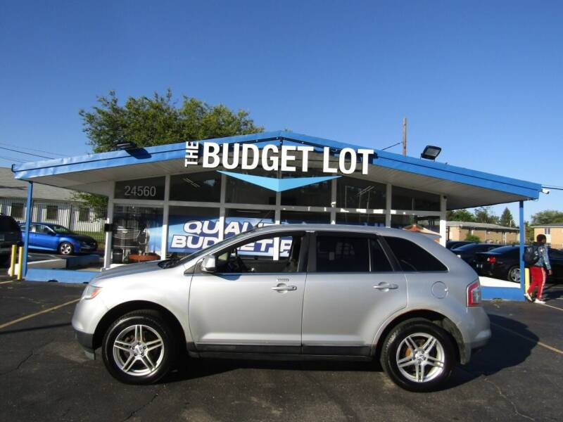 2010 Ford Edge for sale at THE BUDGET LOT in Detroit MI