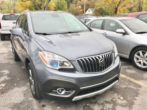 2013 Buick Encore for sale at Tiger Auto Sales in Columbus OH