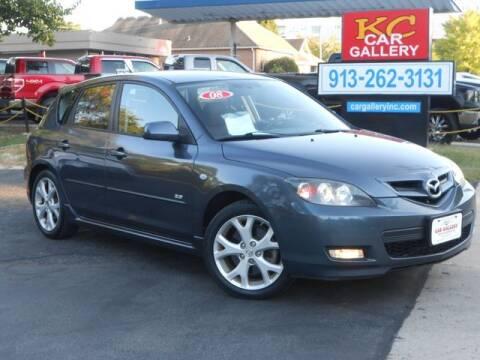2008 Mazda MAZDA3 for sale at KC Car Gallery in Kansas City KS