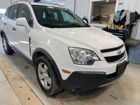 2012 Chevrolet Captiva Sport for sale at RDJ Auto Sales in Kerkhoven MN