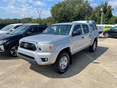 2012 Toyota Tacoma for sale at Greg's Auto Sales in Poplar Bluff MO
