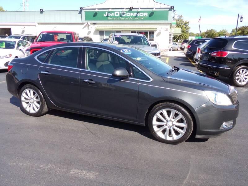 2014 Buick Verano for sale at Jim O'Connor Select Auto in Oconomowoc WI