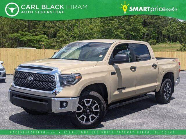 2019 Toyota Tundra for sale in Hiram, GA