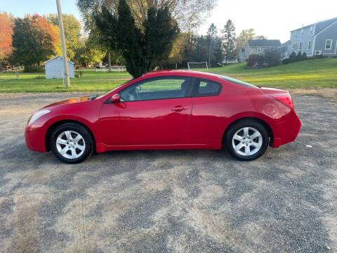 2009 Nissan Altima for sale at 57 AUTO in Feeding Hills MA