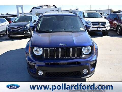 2019 Jeep Renegade for sale at South Plains Autoplex by RANDY BUCHANAN in Lubbock TX