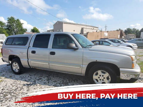 2006 Chevrolet Silverado 1500 for sale at Xtreme Motors Plus Inc in Ashley OH