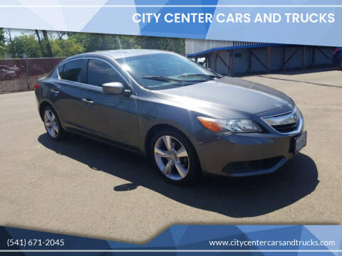2014 Acura ILX for sale at City Center Cars and Trucks in Roseburg OR