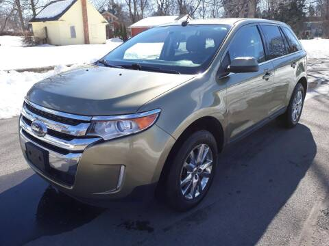 2013 Ford Edge for sale at Select Auto Brokers in Webster NY