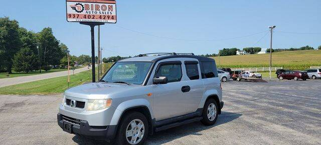 2010 Honda Element for sale at Biron Auto Sales LLC in Hillsboro OH