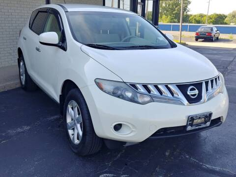 2010 Nissan Murano for sale at Elbrus Auto Brokers, Inc. in Rochester NY