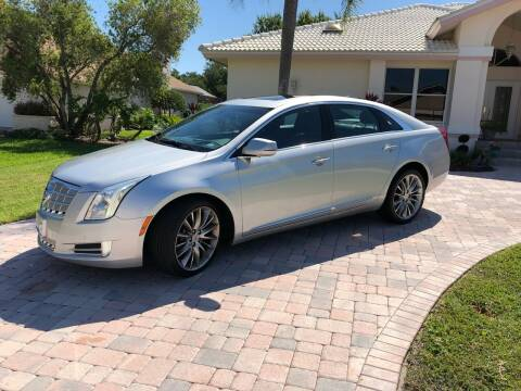 2013 Cadillac XTS for sale at Bcar Inc. in Fort Myers FL