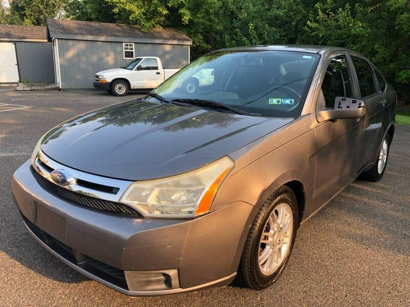 2009 Ford Focus for sale at Perfect Choice Auto in Trenton NJ