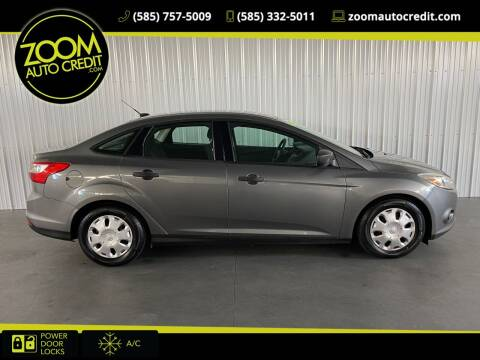 2012 Ford Focus for sale at ZoomAutoCredit.com in Elba NY