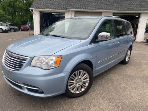 2012 Chrysler Town and Country for sale at East Windsor Auto in East Windsor CT