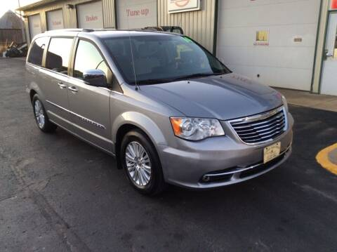 2014 Chrysler Town and Country for sale at TRI-STATE AUTO OUTLET CORP in Hokah MN