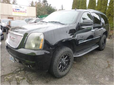 2011 GMC Yukon for sale at Klean Carz in Seattle WA