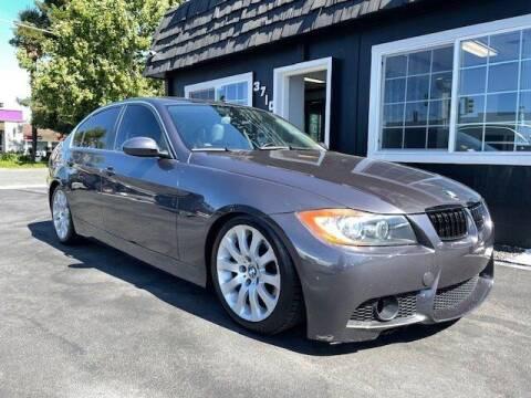 2007 BMW 3 Series for sale at Carmania of Stevens Creek in San Jose CA
