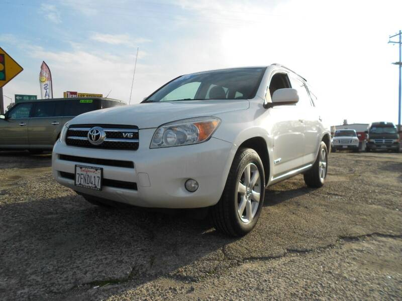 2008 Toyota RAV4 for sale at Mountain Auto in Jackson CA