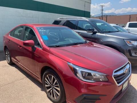 2018 Subaru Legacy for sale at Street Smart Auto Brokers in Colorado Springs CO