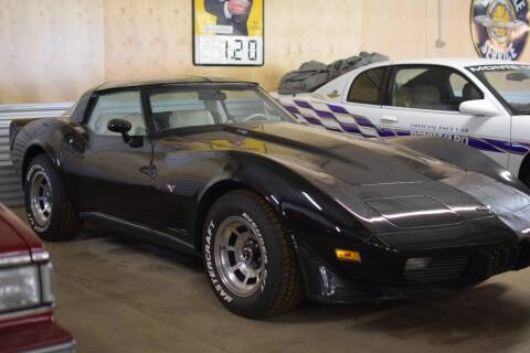 1979 Chevrolet Corvette for sale at Hooked On Classics in Watertown MN