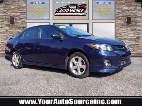 2012 Toyota Corolla for sale at Your Auto Source in York PA