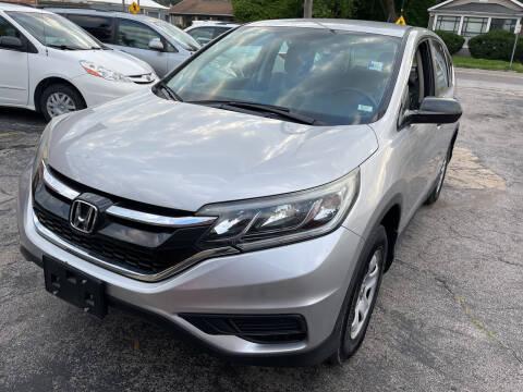 2015 Honda CR-V for sale at Best Deal Motors in Saint Charles MO