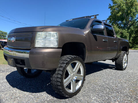 2007 Chevrolet Silverado 1500 for sale at Priority One Auto Sales in Stokesdale NC