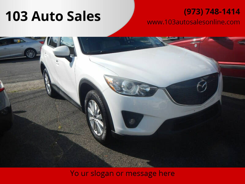 2013 Mazda CX-5 for sale at 103 Auto Sales in Bloomfield NJ