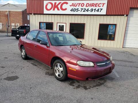 2004 Chevrolet Classic for sale at OKC Auto Direct in Oklahoma City OK
