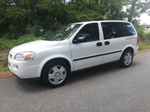 2008 Chevrolet Uplander for sale at Low Price Autos in Beaumont TX
