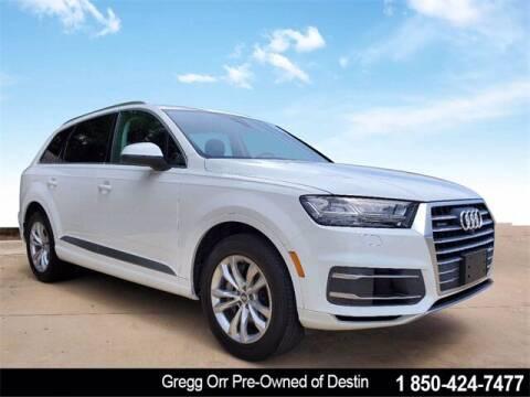 2019 Audi Q7 for sale at Gregg Orr Pre-Owned of Destin in Destin FL