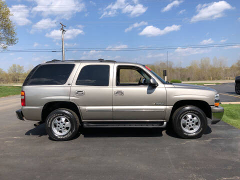2003 Chevrolet Tahoe for sale at Fox Valley Motorworks in Lake In The Hills IL