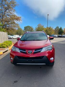 2014 Toyota RAV4 for sale at Super Bee Auto in Chantilly VA