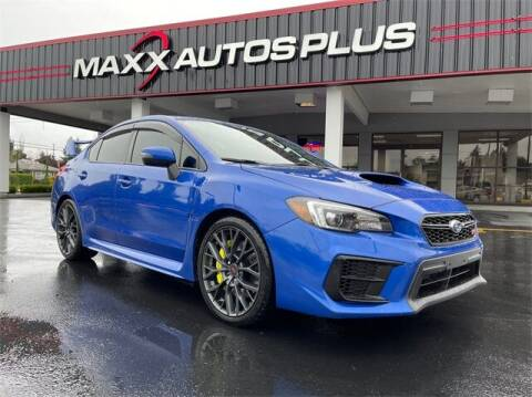 2019 Subaru WRX for sale at Maxx Autos Plus in Puyallup WA