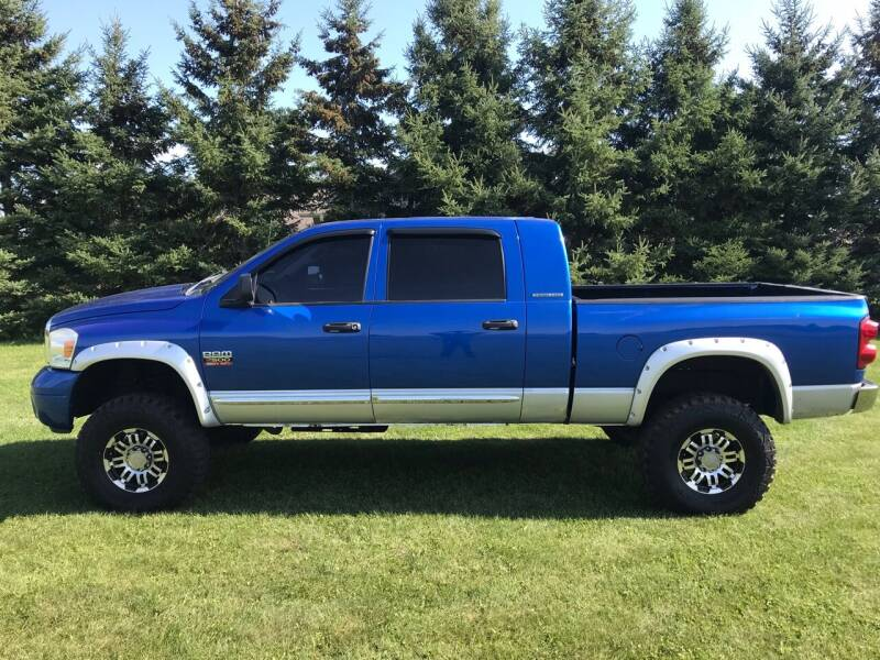 2007 Dodge Ram Pickup 1500 for sale at BLAESER AUTO LLC in Chippewa Falls WI