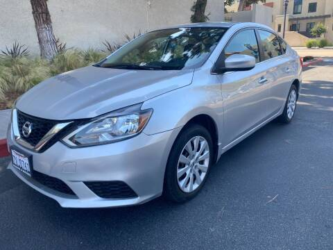 2016 Nissan Sentra for sale at Korski Auto Group in National City CA