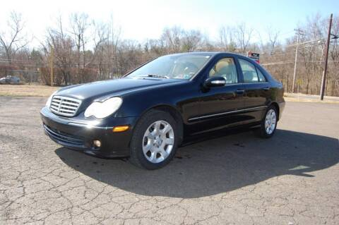 2006 Mercedes-Benz C-Class for sale at New Hope Auto Sales in New Hope PA