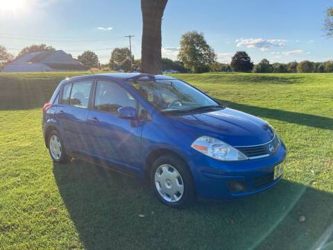 2008 Nissan Versa for sale at Good Value Cars Inc in Norristown PA