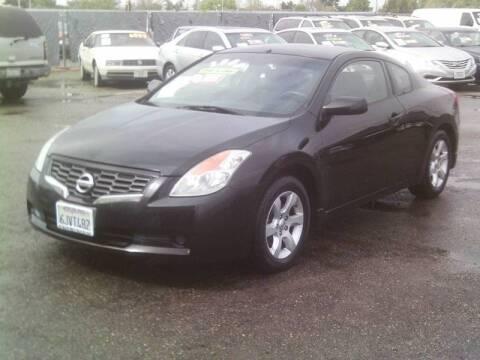 2009 Nissan Altima for sale at Valley Auto Sales & Advanced Equipment in Stockton CA