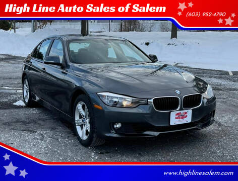 2014 BMW 3 Series for sale at High Line Auto Sales of Salem in Salem NH