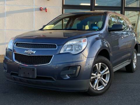 2013 Chevrolet Equinox for sale at MAGIC AUTO SALES in Little Ferry NJ