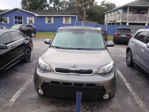 2016 Kia Soul for sale at Mikano Auto Sales in Orlando FL