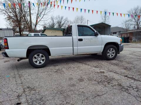 2006 GMC Sierra 1500 for sale at BBC Motors INC in Fenton MO
