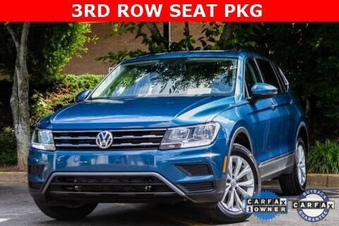 2018 Volkswagen Tiguan for sale at Gravity Autos Atlanta in Atlanta GA