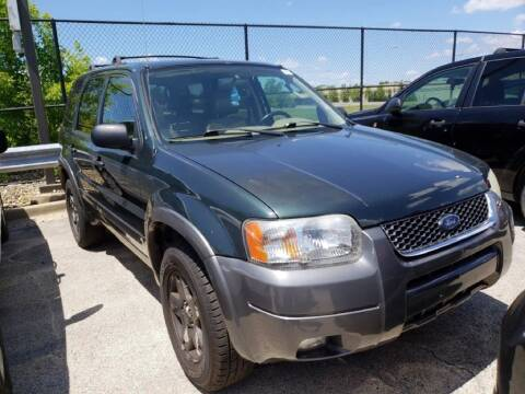 2003 Ford Escape for sale at Glory Auto Sales LTD in Reynoldsburg OH