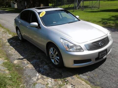 2007 Infiniti G35 for sale at ELIAS AUTO SALES in Allentown PA